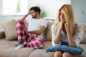 Zustellung des Scheidungsantrages